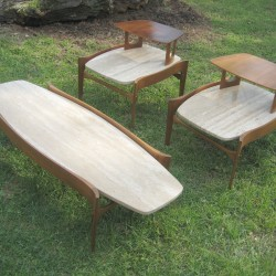 Bertha Schaefer Tables